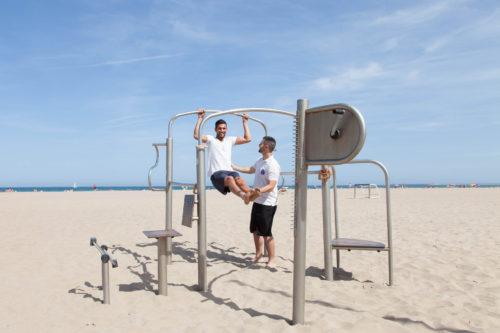 entrenamiento individual, entrenador personal