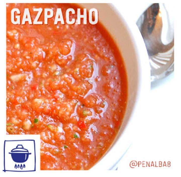 alimentación: las ventajas del gazpacho