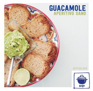 alimentación: el guacamole como aperitivo sano
