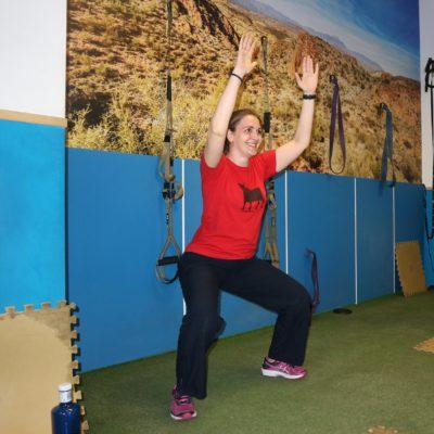 ejercicios: las sentadillas