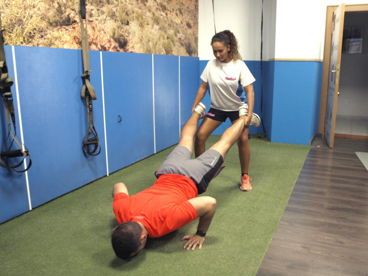 beneficios de realizar ejercicios físico en pareja