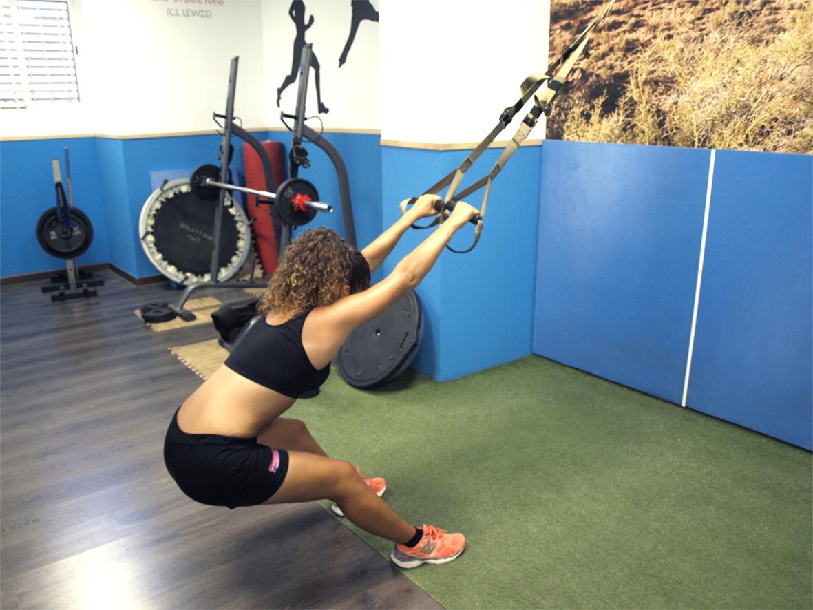 entrenamientos para la espalda