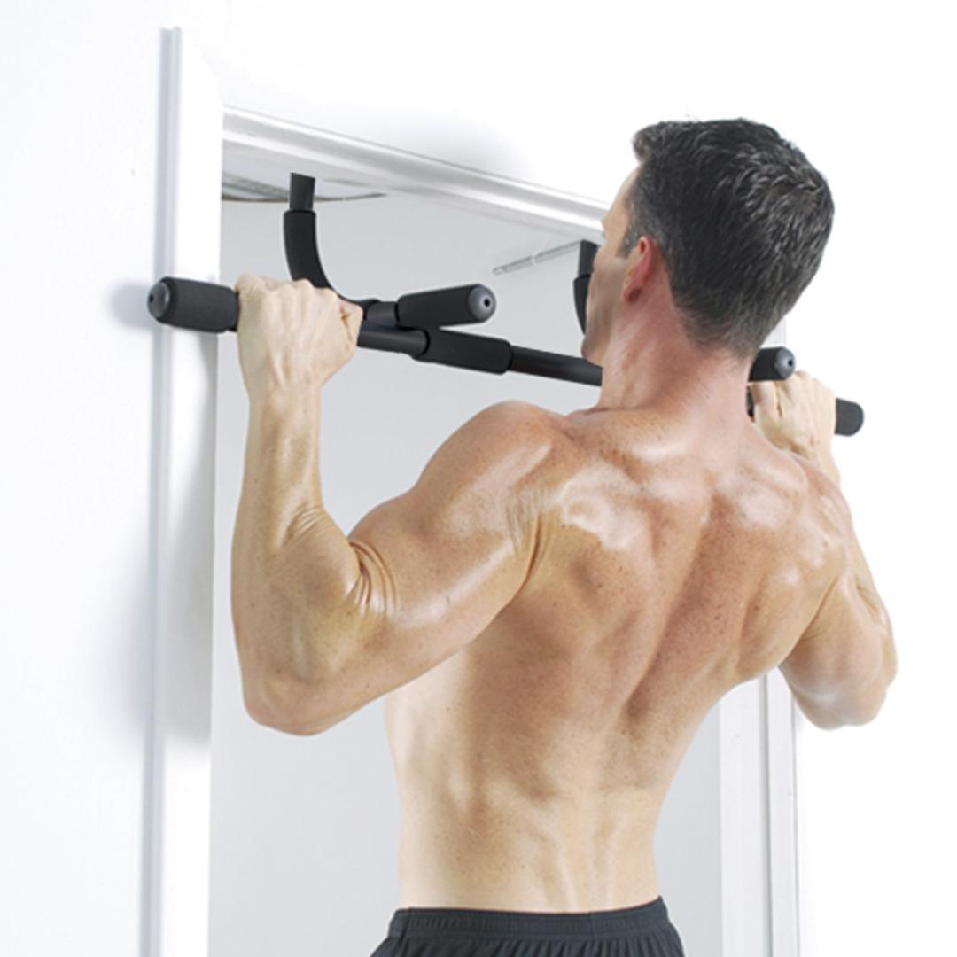 ejercicios: las dominadas
