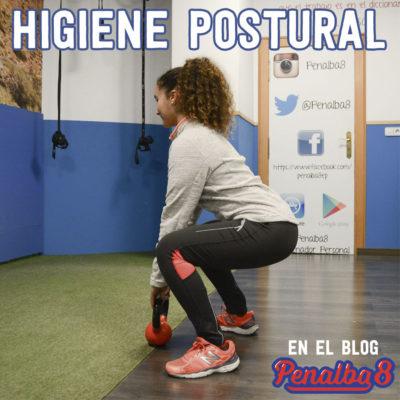 La importancia de una buena higiene postural