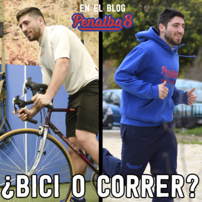 Qué es mejor la bici o correr