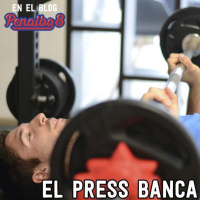 El press banca