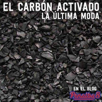 carbón activado, alimentación runner