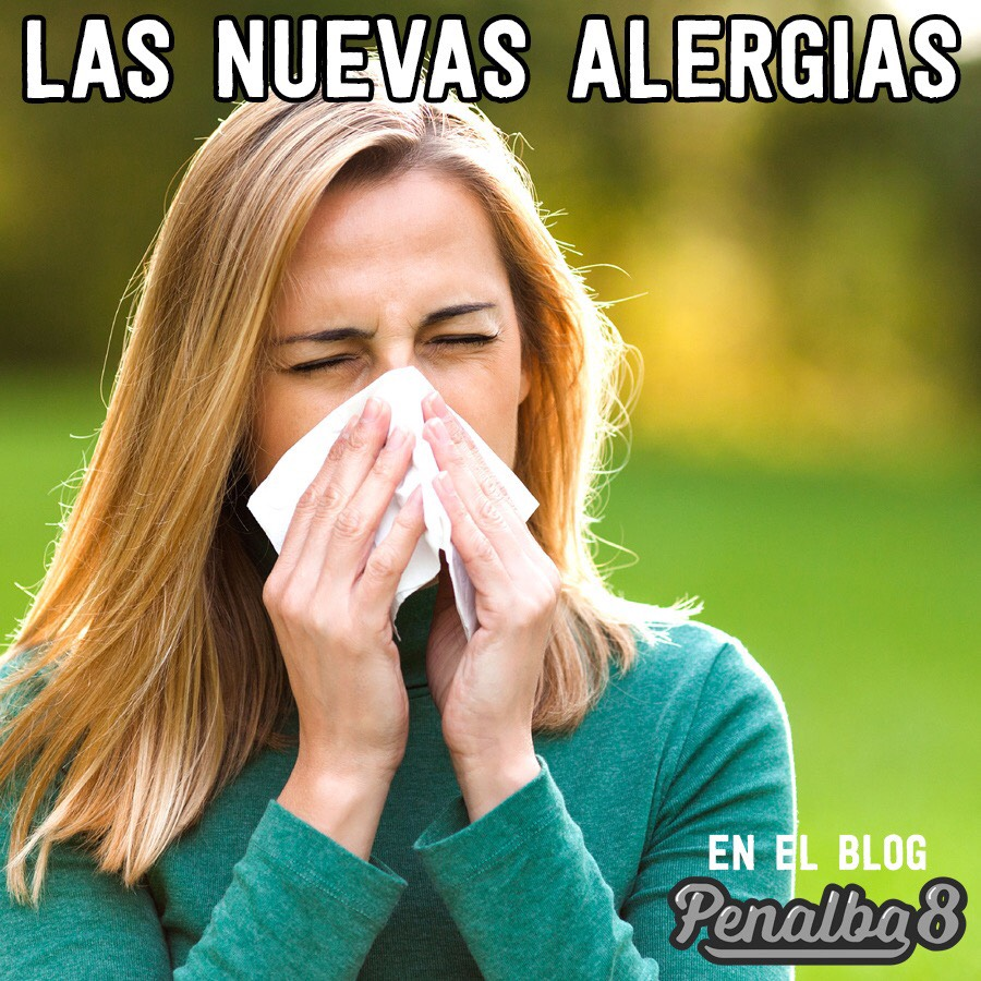 Las alergias y del deporte. Como prevenirlas