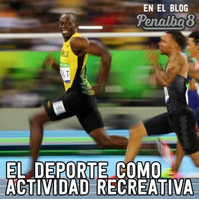 deporte como actividad recreativa