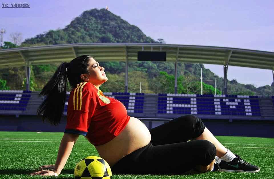 deporte embarazadas