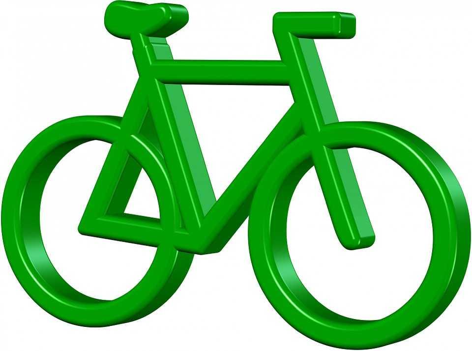 bicleta sin pedales